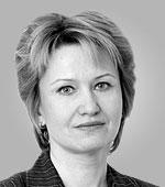 Ирина Абрамова - Автор и ведущий мастер-класса Исполнение стратегии с помощью ССП (BSC)